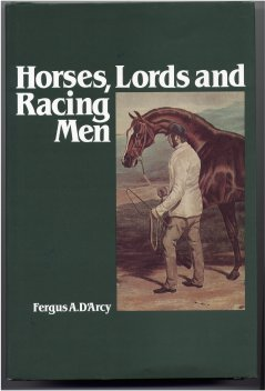 Horse Lords Racing Men bookcover